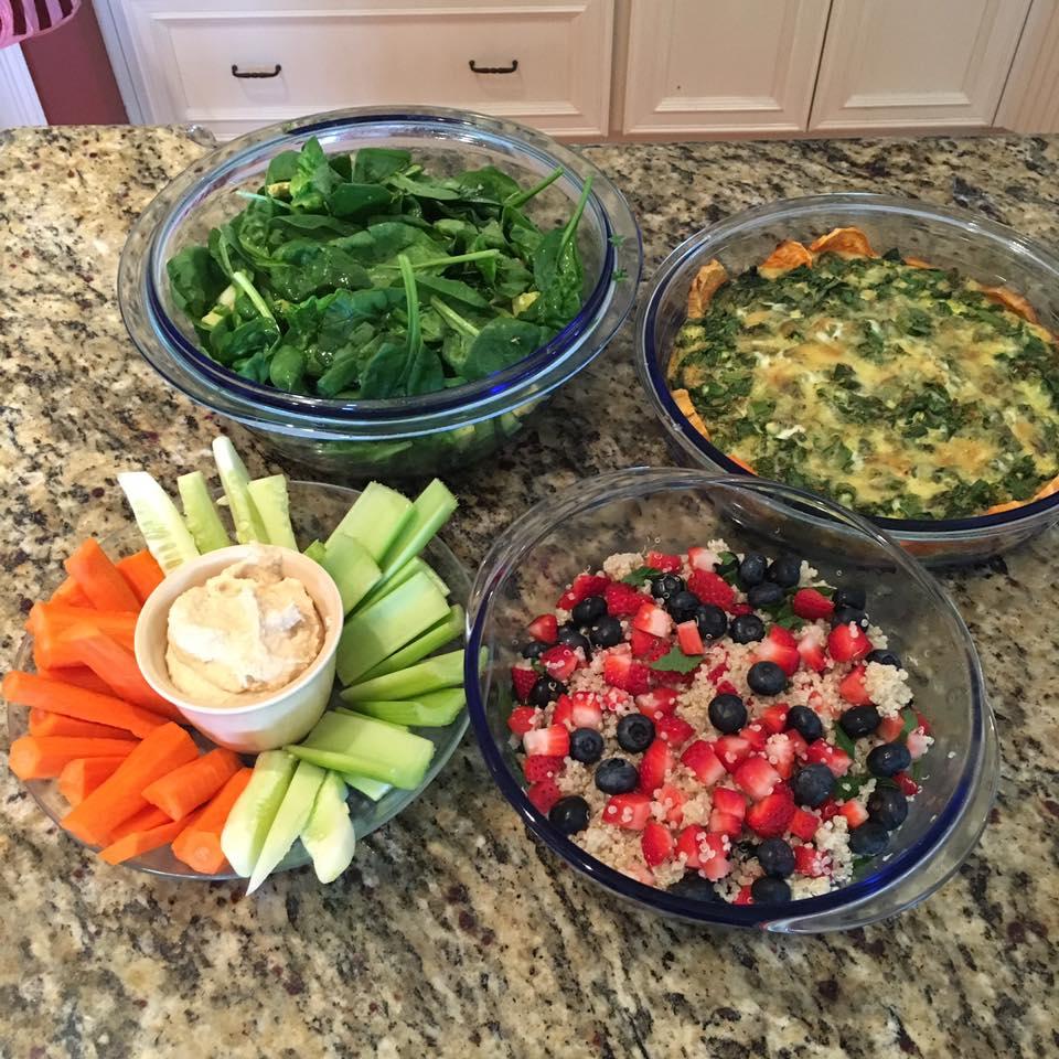 Kris_Wendy_Healthy_Meal